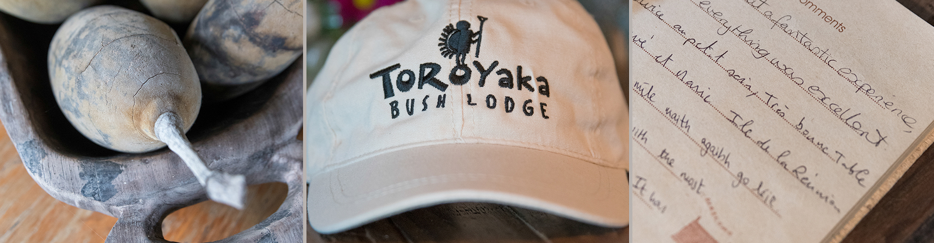 Toroyaka Bush Lodge - Book Now