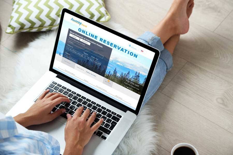 online-reservations-page